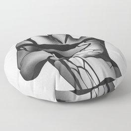Under Boob Floor Pillow