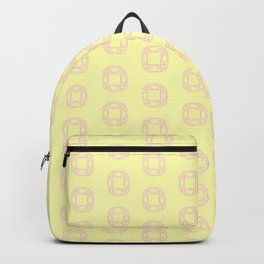 Happy Cushion Gems Backpack