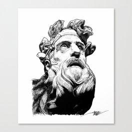 Chrysès Canvas Print