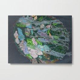 eco stream Metal Print