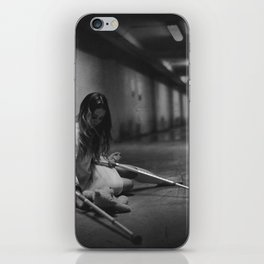 Fall Down 7, Stand Up 8 iPhone Skin