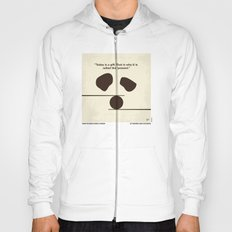 No227 My KUNG FU Panda minimal movie poster Hoody