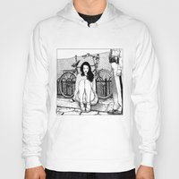 apollonia Hoodies featuring asc 592 - L'amende honorable (A satisfactory apology) by From Apollonia with Love