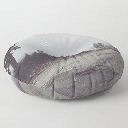 Mount Seymour Floor Pillow