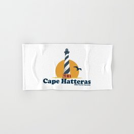 Cape Hatteras - North Carolina. Hand & Bath Towel