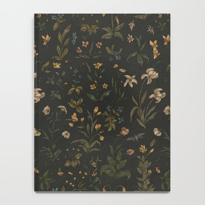 Old World Florals Notebook