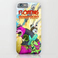 Floating BunnyHead Western Action  iPhone 6s Slim Case