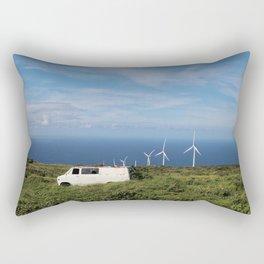 Windmills Rectangular Pillow