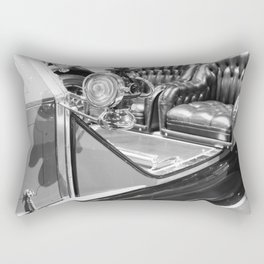 Lets Go For A Ride Rectangular Pillow