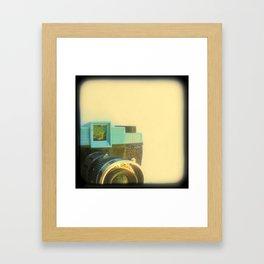Diana Camera TtV Photo Framed Art Print