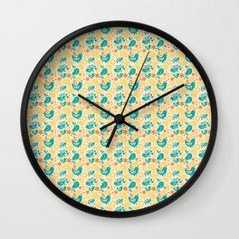 KT Damsel 2 Wall Clock