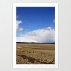 Field Art Print