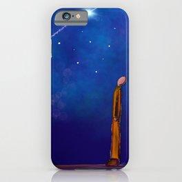 Make a wish | Karina Kamenetzky iPhone Case