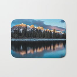 Alpen Reflections Bath Mat
