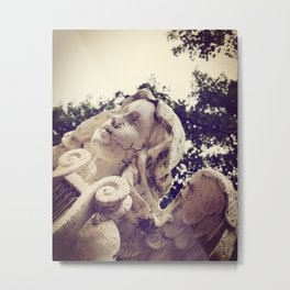 Decaying Angel Metal Print