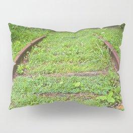 Forgotten Railway Pillow Sham