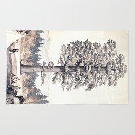 L'Illustration horticole Rug