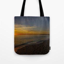 Sunset at West Bay 3 Tote Bag
