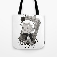 1st Doctor Tote Bag
