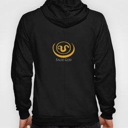 False God. Inspired by Stargate SG1 - The symbol of Apophis as worn by Teal'c Hoody