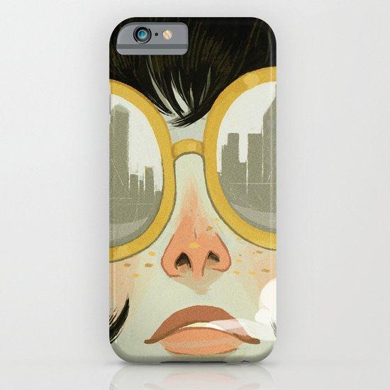 Glasses iPhone & iPod Case