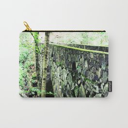 Vaughan's Woods Bridge Carry-All Pouch