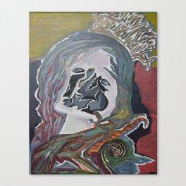 Ceruilla Canvas Print