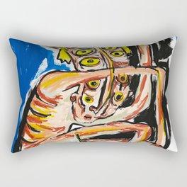 Viajante Rectangular Pillow