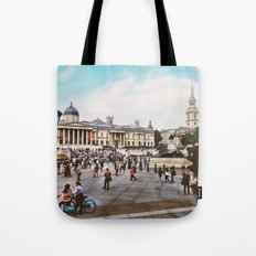 Trafalgar Square Tote Bag