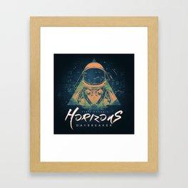 Horizons: Daybreaker Framed Art Print