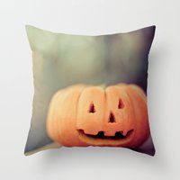 jack Throw Pillows featuring jack by shannonblue