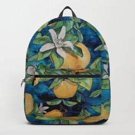 Orange Overload Backpack