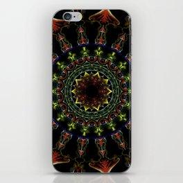 Nine of Petals iPhone Skin