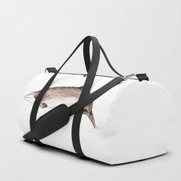 Beaked whale Duffle Bag