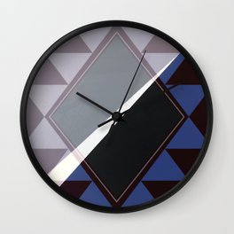 London - aztec Wall Clock