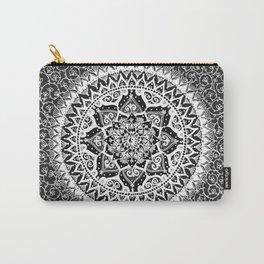 Yin Yang Mandala Pattern Carry-All Pouch