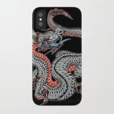 japanese dragon 10 iPhone X Slim Case