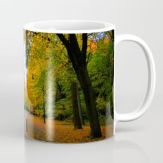 Fall road Mug