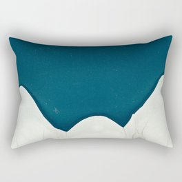 Mountains 27455C Rectangular Pillow