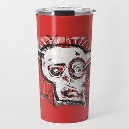 Cabra Homage to Basquiat Travel Mug