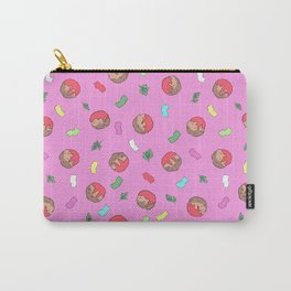Confetti and Meatballs Carry-All Pouch