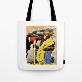 We love you California ~ Color Tote Bag