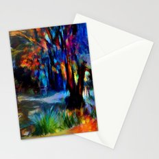 Le bois Stationery Cards