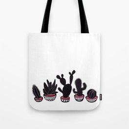 cactus row Tote Bag