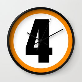 DgM CAN AM 4 Wall Clock