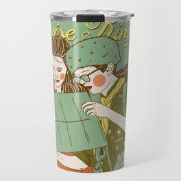 Moonrise Kingdom Poster Travel Mug