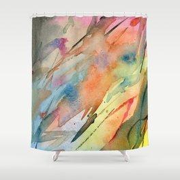 CaveArt Shower Curtain