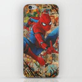 Spider-man iPhone Skin