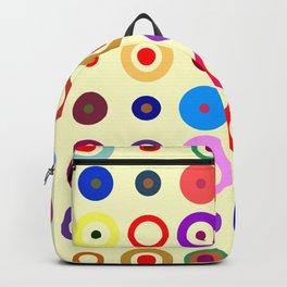 Op Art #7 Backpack