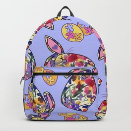 Flower Buns Backpack
